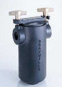 Stanley Press Equipment Graymills Ink Filters Surge